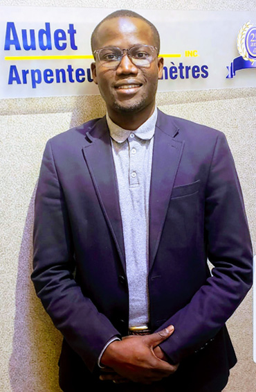 Alioune B. Ngom